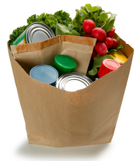 Good Samaratin Tip: Donate food you can't use to local Food Banks!