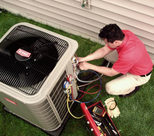 Central Air Conditioning Repair in Dallas Texas