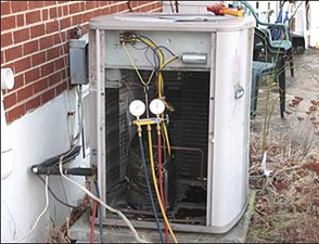 home ac repair services