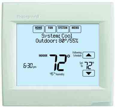 Honeywell Programmable WiFi  Thermostat